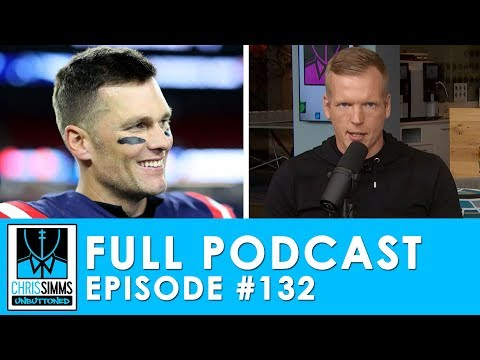 Final Predictions for Brady & Rivers; Rotoworld Mock Draft   Chris Simms Unbuttoned (Ep. 132 FULL)