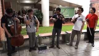 Classicool x Manila String Machine at Ateneo SEC Walk