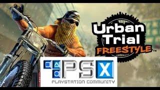 Urban Trial Freestyle Gameplay