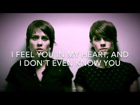 Tegan and Sara - Nineteen (Lyrics) [HQ]