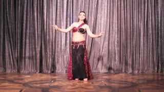 Serena Belly Dance - Enta Omry II by Hossam Ramzy
