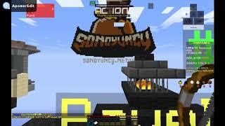 Minecraft SonOyuncu SKYWARS !!