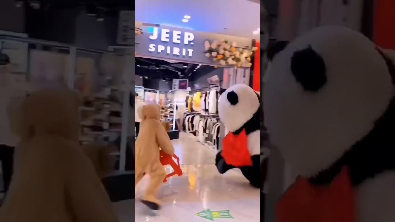 #short الباندا و الدب عن جديد