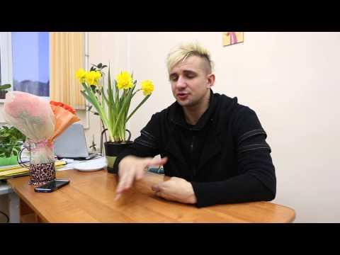 Интервью с Александром Волковым ТАНЦЫ НА ТНТ