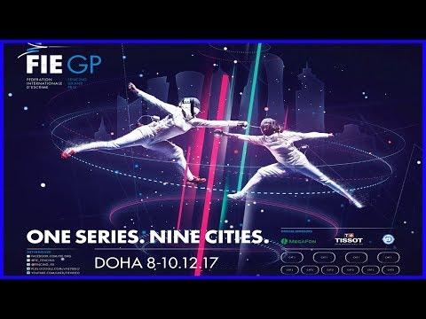 Doha Grand Prix 2017 Women's Epee Pouls