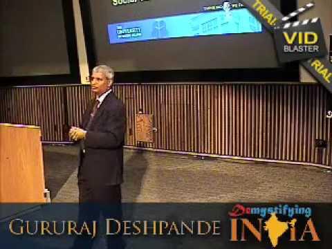 Indian Entrepreneurs Abroad: Business & Social Ventures by Gururaj 'Desh' Deshpande