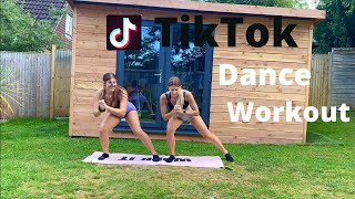 Dance HIIT Workout | TikTok Mash Up