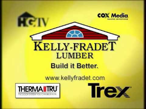 Kelly Fradet Lumber Home And Garden Channel