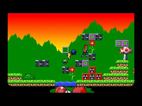 Captain Planet and the Planeteers Longplay (Amiga) [50 FPS]
