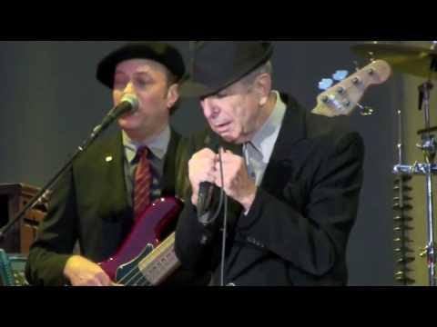 Sligo, Anthem , (Full version), Leonard Cohen, Lissadell House, July 31st.  2010.