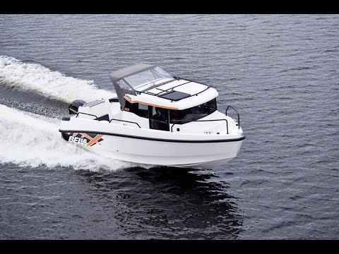 Универсальный морской катер
