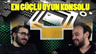 EN GÜÇLÜ OYUN KONSOLU Yeni Xbox Scorpio