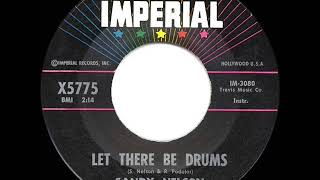 1961 HITS ARCHIVE: Let There Be Drums - Sandy Nelson