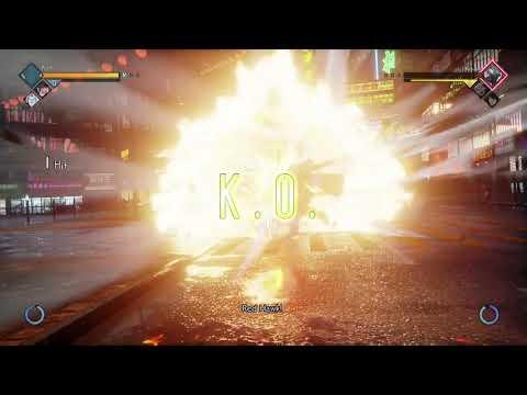 Jump Force- Kryos