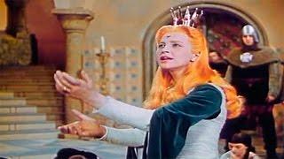 Принцесса с золотой звездой - чешская сказка о принцессе
