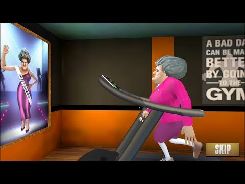 Scary Teacher 3D Version 5.4   Weight For It Prank