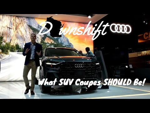 The 2020 Audi Q8 is the BADDEST SUV this Year!!