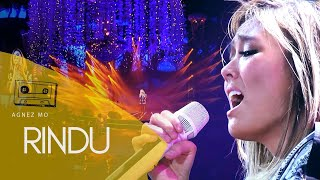 AGNEZ MO - RINDU  | ( Live Performance at Grand City Ballroom Surabaya )
