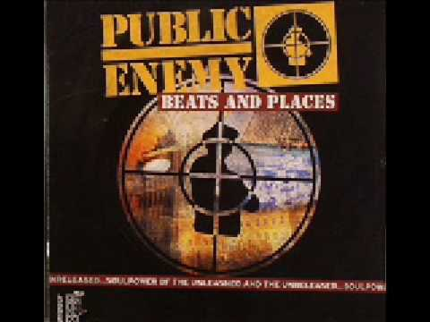 Public Enemy All Aboard The New Nighttrain