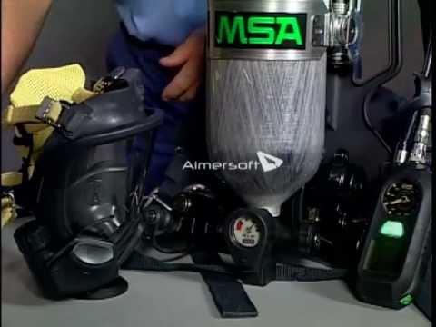 MSA FireHawk M7 SCBA