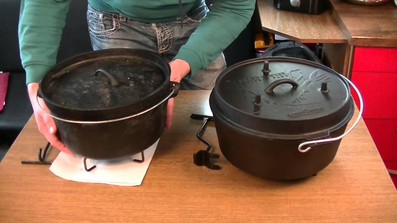 Pulled Pork Gasgrill Dutch Oven : Dutchoven anleitung campchef vs do qt dutch oven klaus