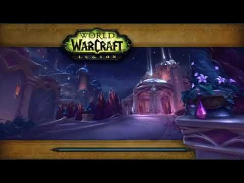 WoW Legion PVE: Resto Druid Gameplay - Court of Stars Mythic Walkthrough