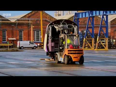 The Fifteen Billion Pound Railway - The Elizabeth Line - Episode 5