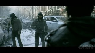 The Division Gameplay Demo - IGN Live: E3 2014
