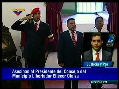 Miguel Rodríguez Torres declara sobre el asesinato de Eliécer Otaiza