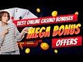Best Online Casino Bonuses: Hot Deals & Free Spins 👍🏻