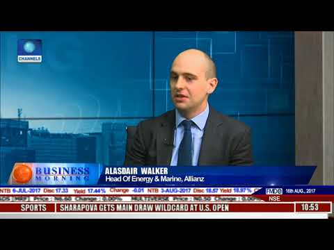 Allianz On Nigeria's Oil & Gas Industry | Business Morning |