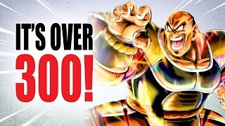 BREAK THAT BARRIER! Level Up Past 300 in Dragon Ball Legends
