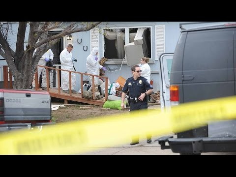 Police shoot suspect to end standoff in Westminster; one officer injured