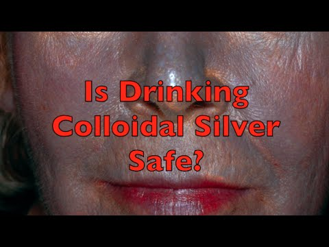 Watch This Before You Drink Colloidal Silver!
