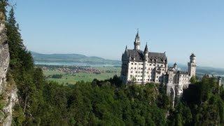 ドイツの名城「ノイシュバンシュタイン城」