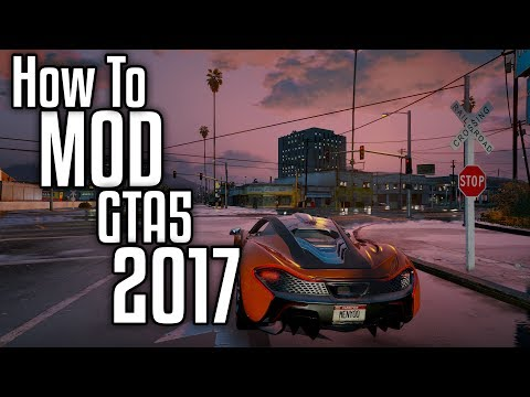How To MOD GTA5 [2017] (OpenIV Offline MODE Tutorial) + How To