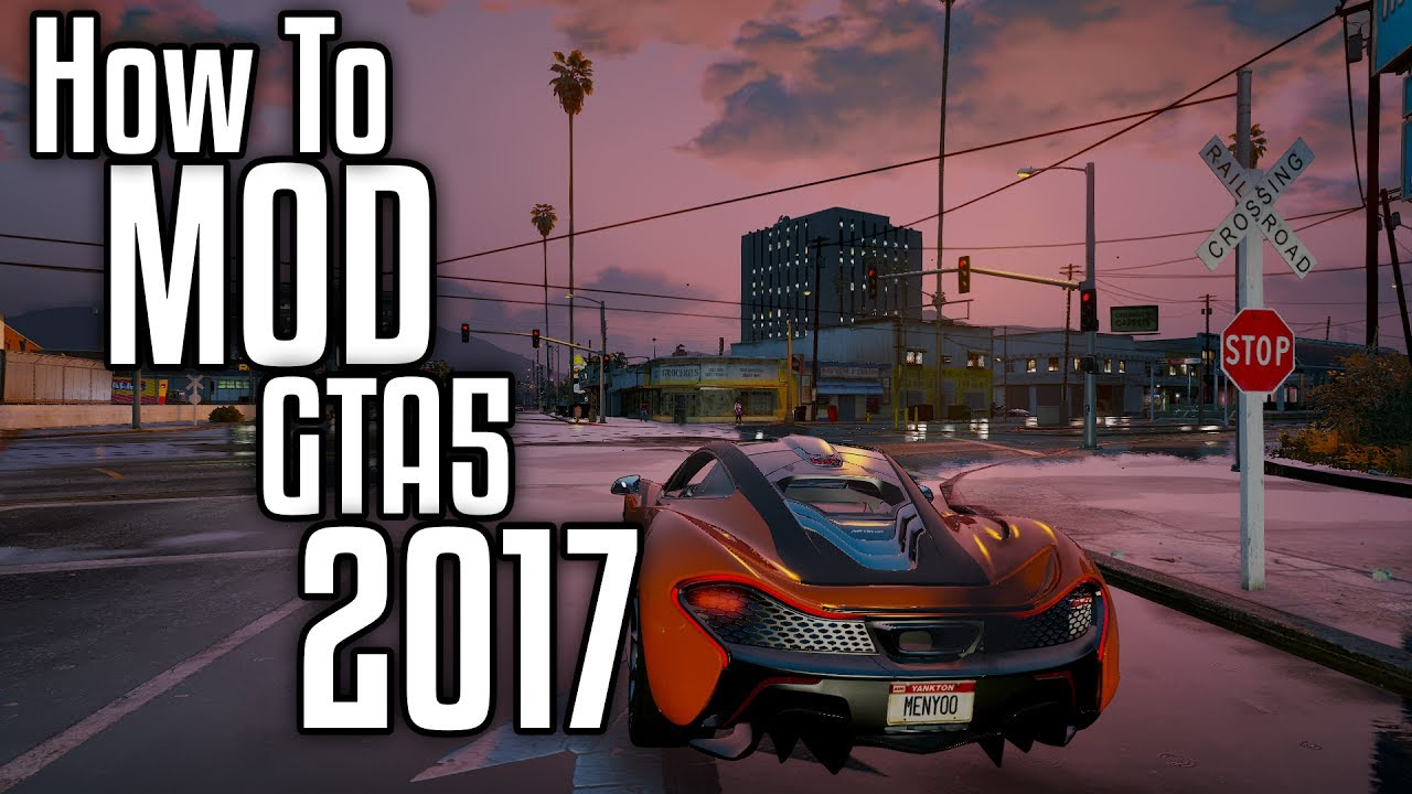 How To MOD GTA5 [2017] (OpenIV Offline MODE Tutorial) + How To Downgrade  GTA5 To 1 39