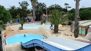 Camping Le Suroit in St. Georges d'Oleron (Ile d'Oleron)  (August 2017)