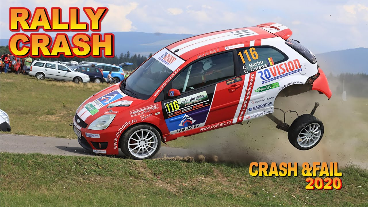 Compilation rally crash and fail 2020 HD Nº13