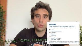 ¿Qué son los portales en HTML?