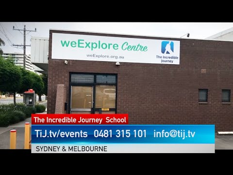 The Incredible Journey School @ weExplore Centres - Melbourne & Sydney