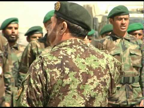 ANA Military School Opens in Kabul