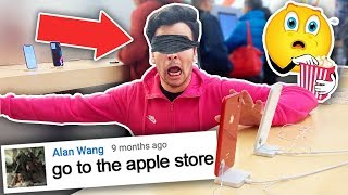 Buying EVERYTHING You Touch.. NO MATTER WHAT! (Not Clickbait)