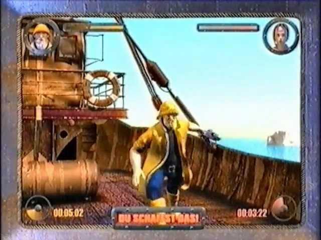 Fisherman's Friend Commercial 2000