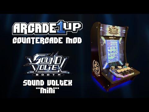 "[Arcade1Up Mod] Sound Voltex ""Mini"" from Giovanni Shawn"