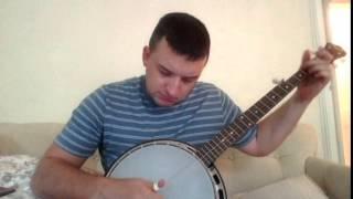 Recording King RKH-05 Dirty Thirties Banjo