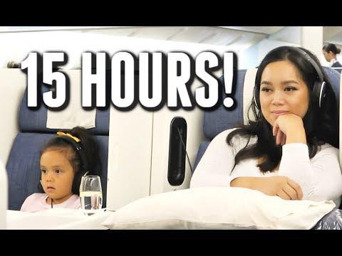 15 HOUR TRAVEL DAY! - itsjudyslife thumbnail
