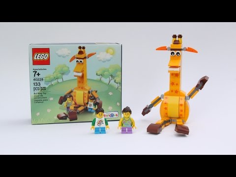 LEGO Geoffrey & Friends (40228) Toys