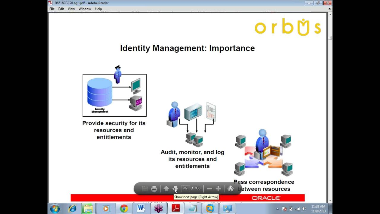 oracle oim importance   Oracle Identity Management Importance   oim  importance