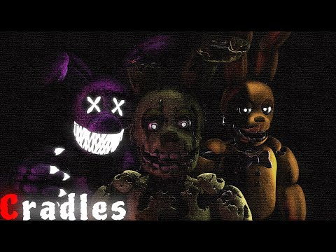 [SFM/FNAF]Short Animation for the song Cradles By Sub Urban